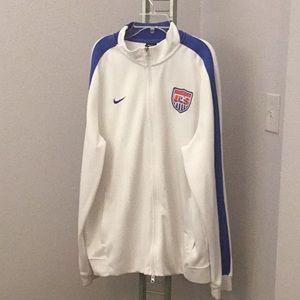 Nike US national soccer jacket